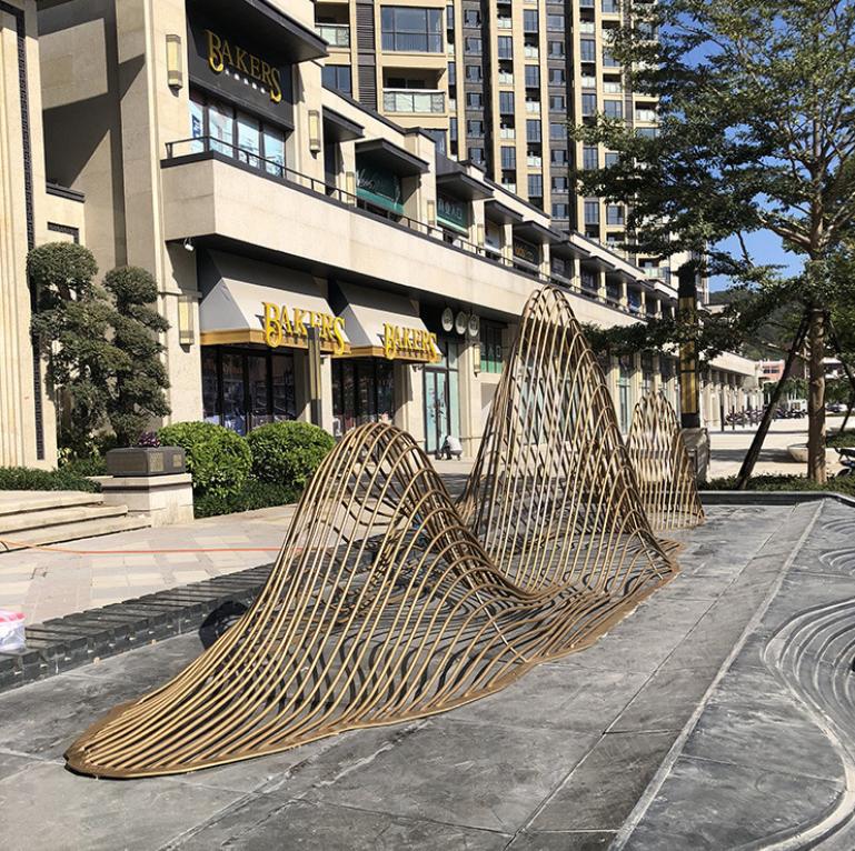 商业地产雕塑
