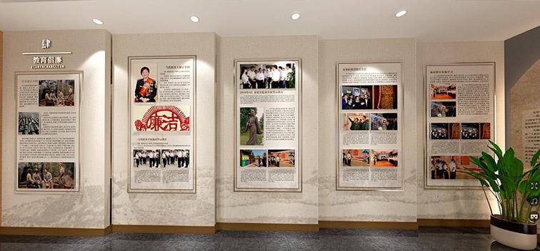 徐州学校文化墙制作设计,让单调的白墙靓起来