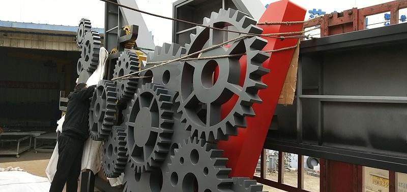 景观雕塑的好坏取决于雕塑制作的选材及工艺