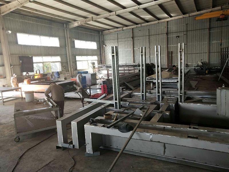 不锈钢雕塑的焊点处理方法