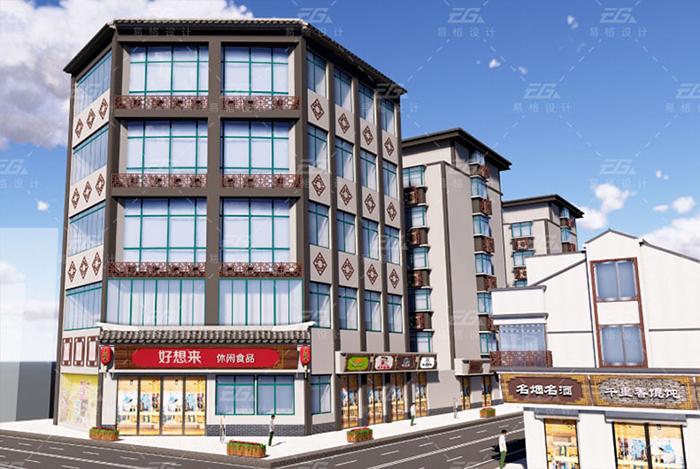泗洪特色街区形象提升案例(上)14