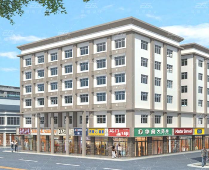 泗洪特色街区形象提升案例(上)20