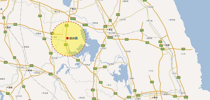 泗洪特色街区形象提升案例(上)1