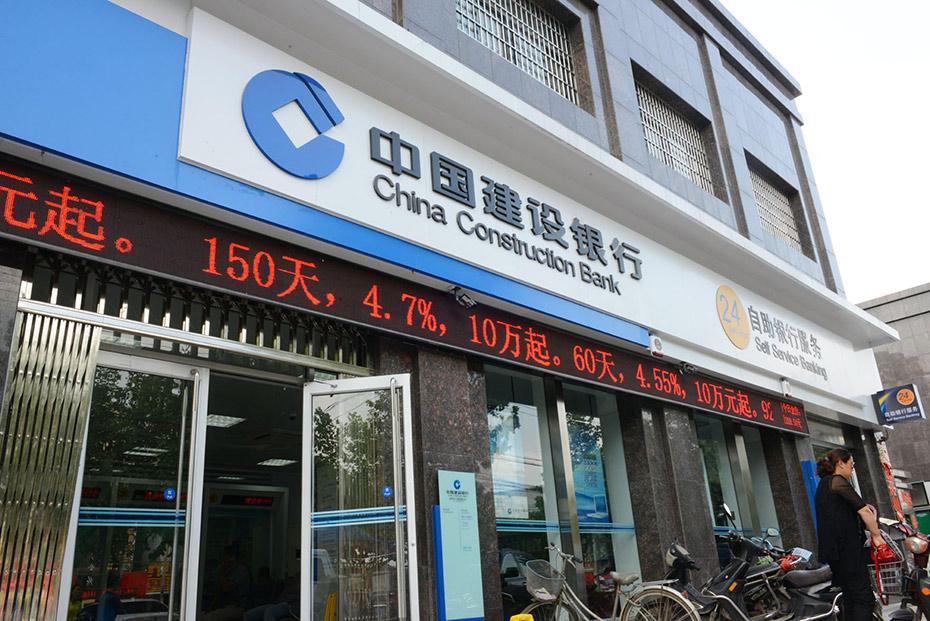 中国建设银行标识系统建设(一)