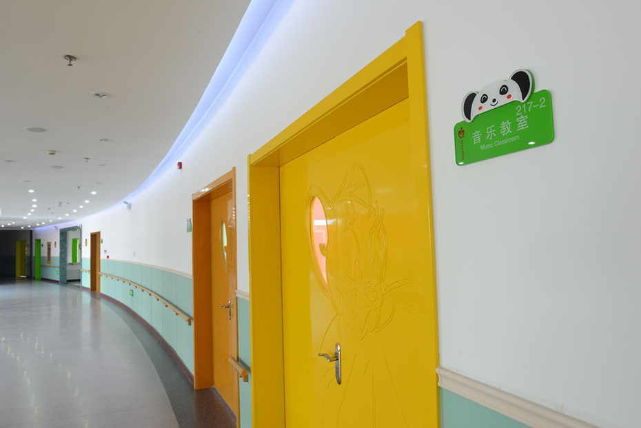 徐州市儿童福利院标识系统建设(六)