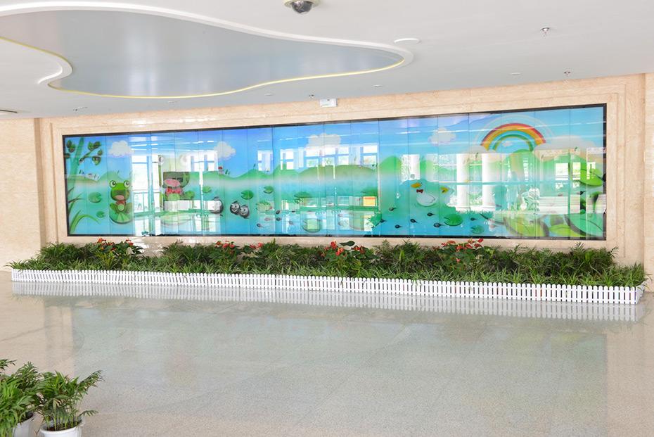 徐州市儿童福利院标识系统建设(五)