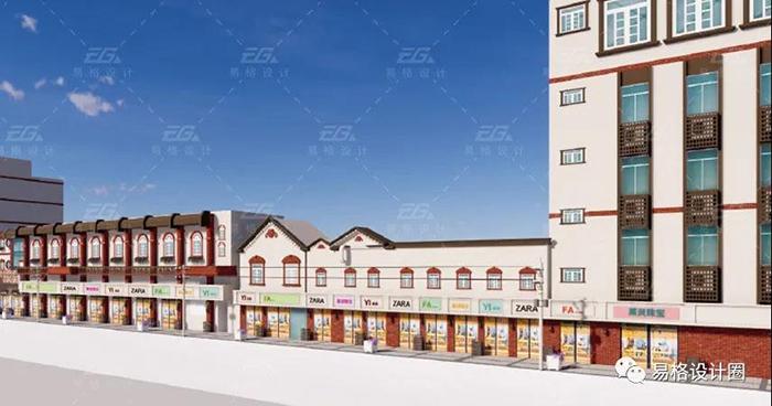 泗洪特色街区形象提升案例(下)5