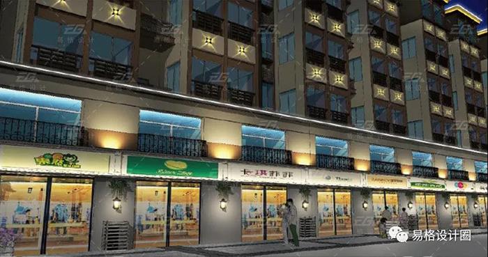 泗洪特色街区形象提升案例(下)17