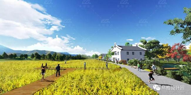 乡村景观设计要点与原则的探讨