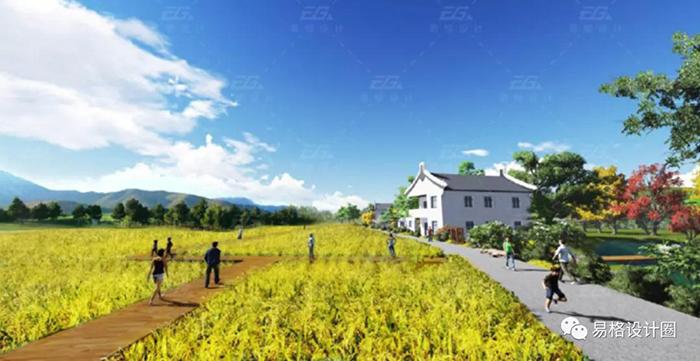 乡村景观设计要点与原则的探讨1