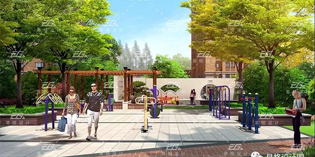 文化广场建起来 美丽乡村靓起来