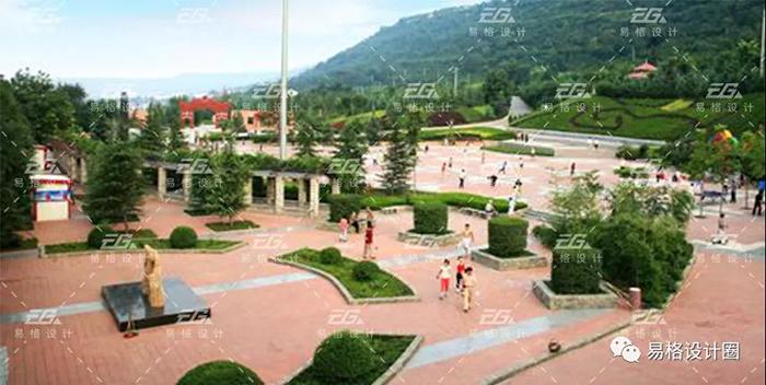 文化广场建起来 美丽乡村靓起来-2
