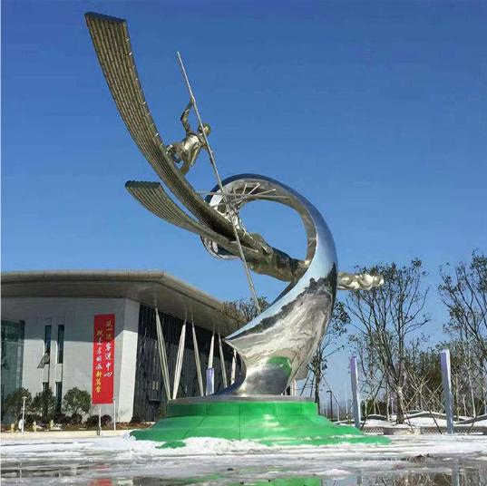 不锈钢雕塑有哪些优点