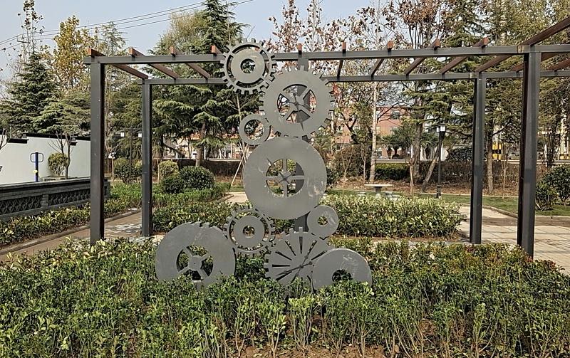 介绍景观雕塑有哪些材质