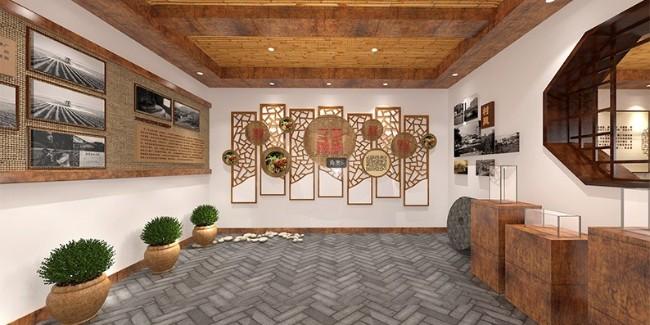 党建文化墙让社区文化文明建设更有风范