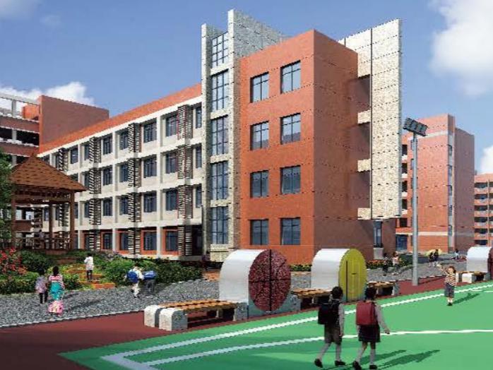 学校文化设计-镇江科技新城
