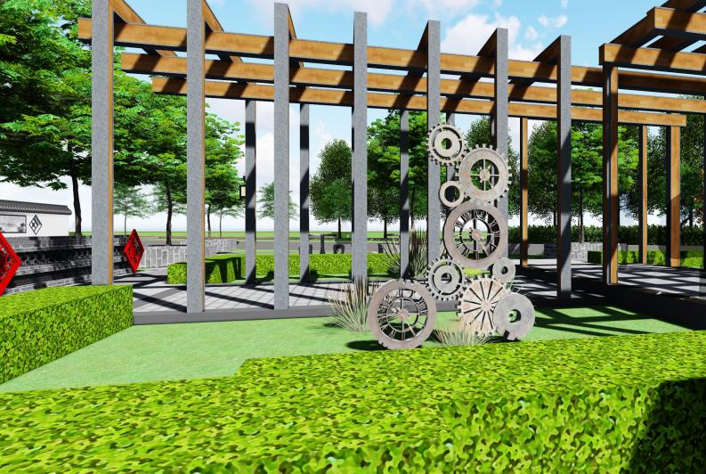 景观雕塑设计是提升城市形象的关键