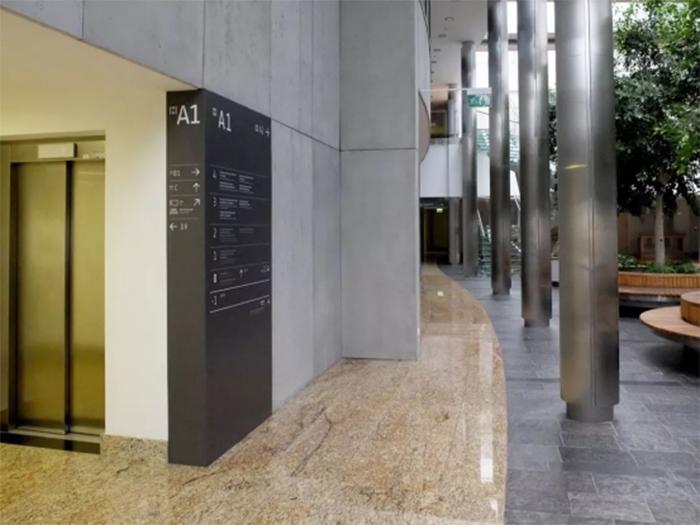 校园标识导视系统——华沙大学7