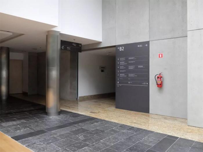 校园标识导视系统——华沙大学1
