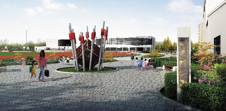 校园不锈钢雕塑有啥现实意义