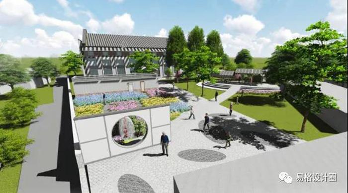 因地制宜规划乡村绿化建设5