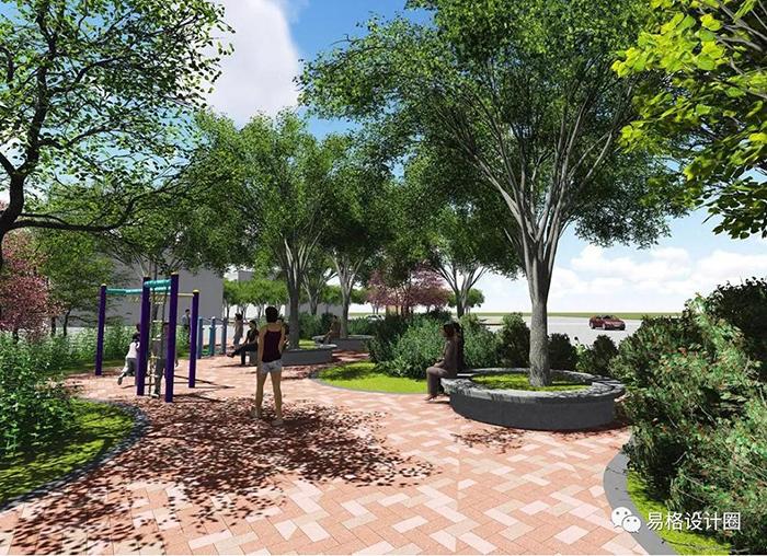 因地制宜规划乡村绿化建设6