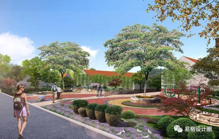 因地制宜规划乡村绿化建设8
