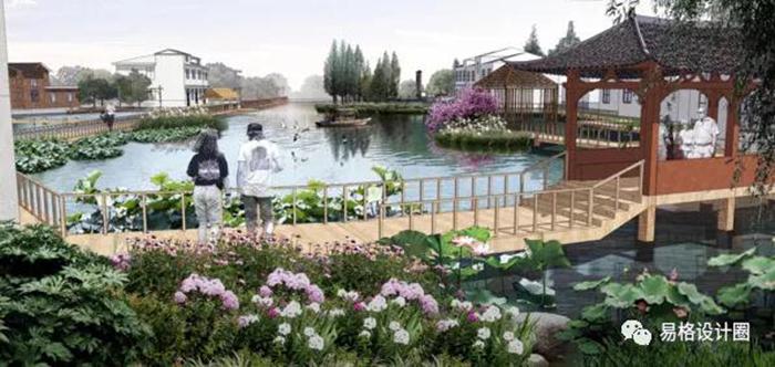 因地制宜规划乡村绿化建设10