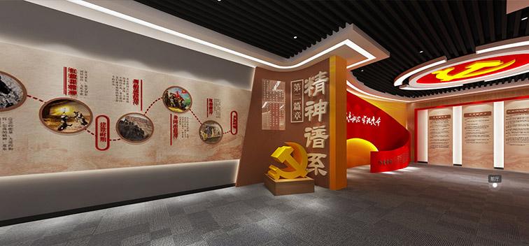 党建文化公司logo墙制作设计价值解析